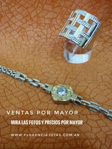 793810c8c3d3 Joyas de Plata 925 - Plata con oro - Joyas de Acero Quirurgico